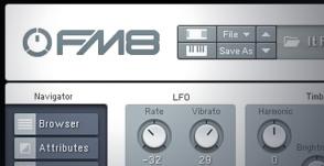 Download FM8 presets