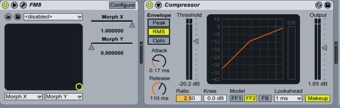 Creating FM8 Dubstep Leads Part 2 - Weird & Nasty! - ADSR