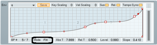 CREATING NOISE RISER EFFECT IN FM8 - ADSR