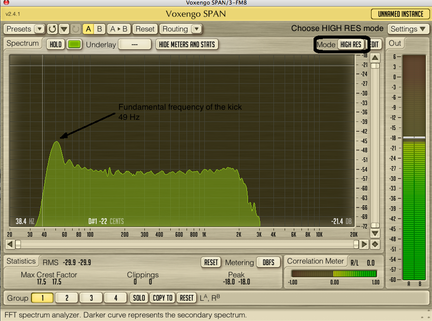 Making A Solid Kick Drum With FM8 - ADSR