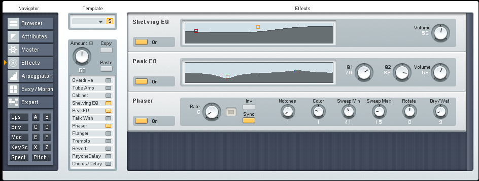 Making a Razor Sharp Reese Bass with Native Instruments FM8 - ADSR