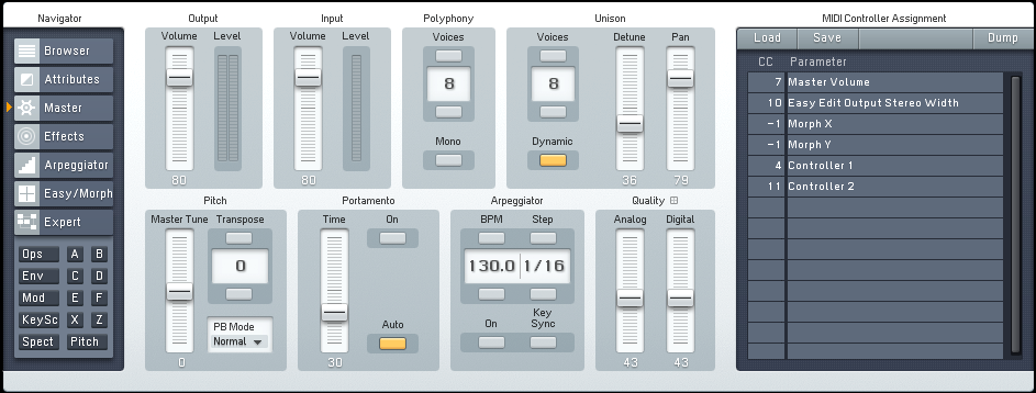 Atmospheric Downtempo Lead Synth With FM8 Tutorial by OhmLab 2