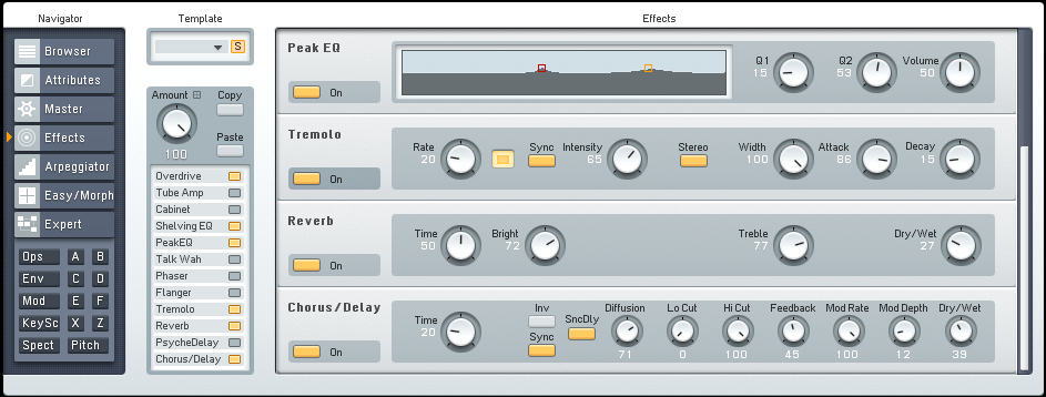 Atmospheric Downtempo Lead Synth With FM8 Tutorial by OhmLab 5