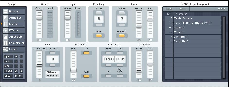 Designing Gated Synths in FM8 Tutorial by OhmLab 4