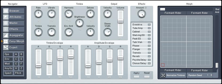 Designing Gated Synths in FM8 Tutorial by OhmLab 5
