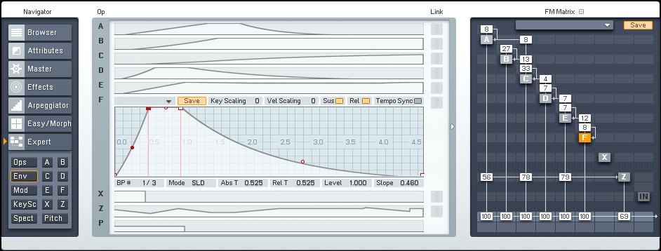 Designing a Dark Dynamic Pad with FM8 Tutorial by OhmLab 2