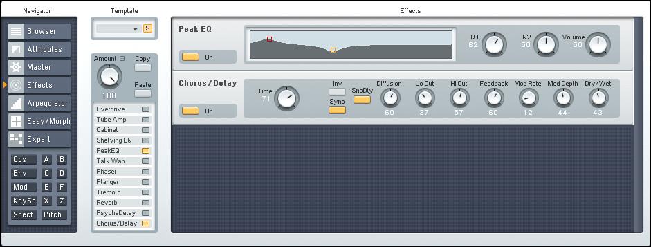 Designing a Dark Dynamic Pad with FM8 Tutorial by OhmLab 5