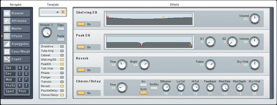 FM8 Electro Didgeridoo Lead Synth Tutorial by OhmLab 5