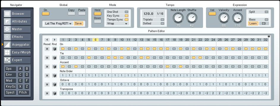 FM8 Electro Didgeridoo Lead Synth Tutorial by OhmLab 6