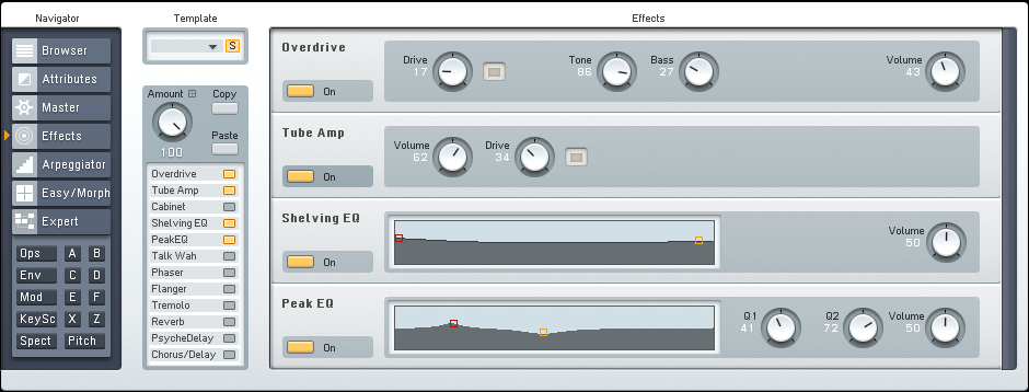 Designing a Low End FM8 Distortion Bass Tutorial by OhmLab 3