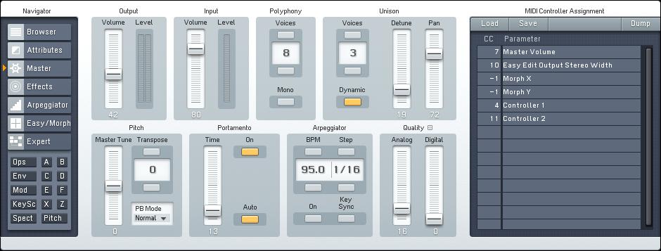 Designing an FM8 Bass Clarinet Synth Tutorial by OhmLab 3
