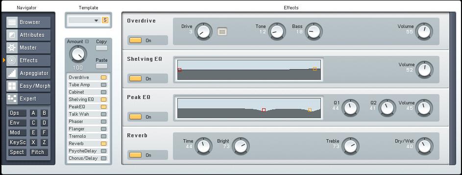 Designing an FM8 Bass Clarinet Synth Tutorial by OhmLab 4