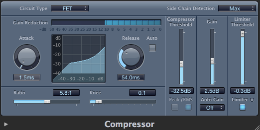 How to Design and Properly Duck an FM8 Tech Synth with Sidechain Compression Tutorial by OhmLab 5