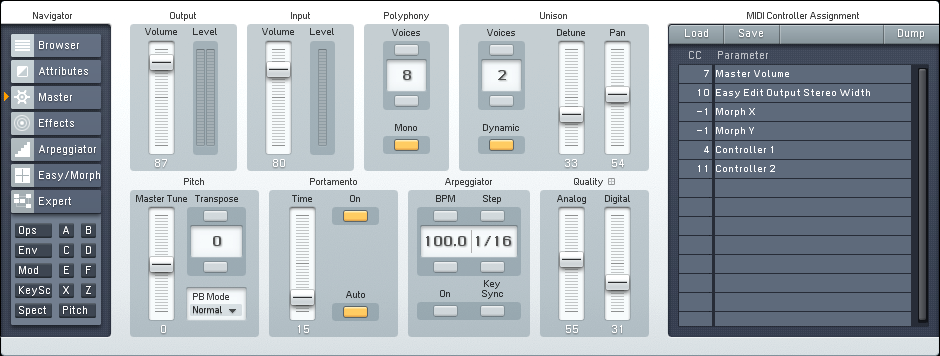 Making More Flexible and Responsive FM8 Electro Bass Synths Tutorial by OhmLab 3