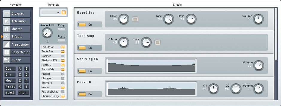 Making More Flexible and Responsive FM8 Electro Bass Synths Tutorial by OhmLab 5