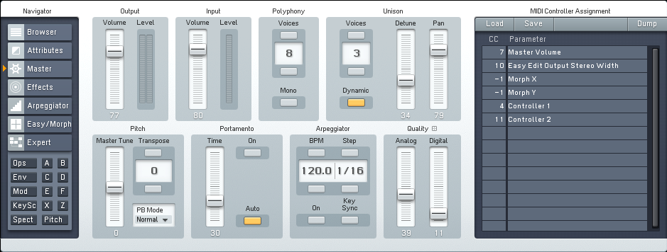 Designing Better Ambient Pluck Synths in FM8 Tutorial by OhmLab 3