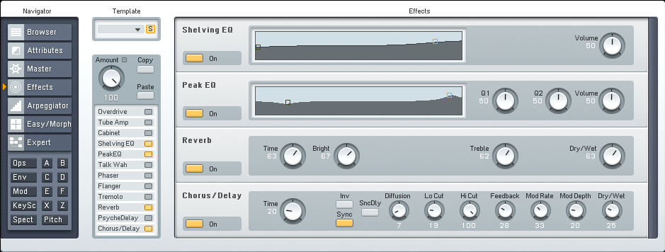 Designing Better Ambient Pluck Synths in FM8 Tutorial by OhmLab 4