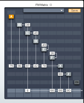 Create A Vintage Juno Style Evolving Pad in FM8 - ADSR