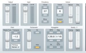 Juno Pad FM8